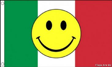 Italy Smiley Face